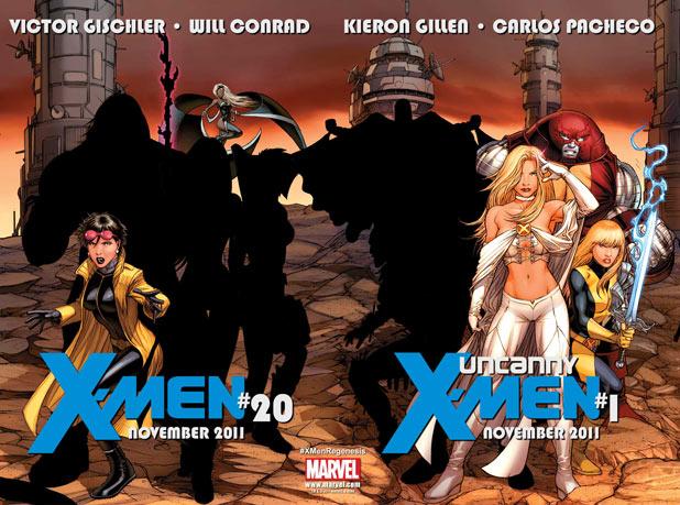 'X-Men: Regenesis' teaser