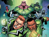 The New 52 - Green Lantern Corps
