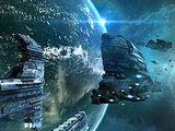 Screenshot from Eve Online