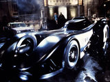 Michael Keaton&#39;s Batmobile