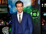 Ryan Reynolds at the Green Lantern premiere