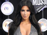 VMAS 2011: Kim Kardashian