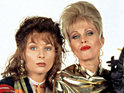 Patsy and Edina are back! Joanna Lumley makes the Absolutely Fabulous movie official.