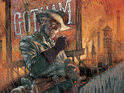 Jonah Hex writers Justin Gray and Jimmy Palmiotti's title is teased.