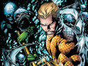 "Aquaman's writer describes the character as the ""ultimate underdog""."