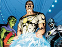 DC confirms that Paul Jenkins will join Stormwatch for a two-part arc.