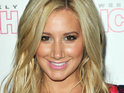 Ashley Tisdale signs up for a role in Louis CK's comedy pilot for CBS.