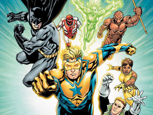 The New 52 - Justice League International