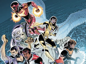 The New 52 - Legion Lost