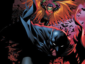 The New 52 - Batman and Robin