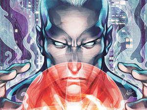 The New 52 - Captain Atom