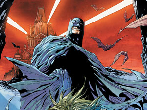 The New 52 - Detective Comics