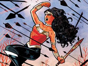 The New 52 - Wonder Woman