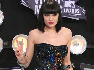 VMAS 2011: Jessie J
