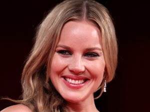 Australian actress Abbie Cornish.