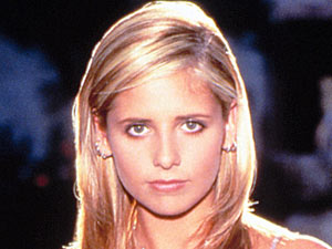 Sarah Michelle Gellar (Buffy the Vampire Slayer)