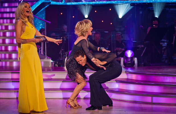 Strictly Come Dancing 2011 couples