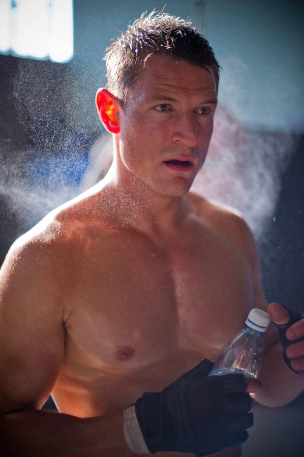 Philip Winchester in 'Strike Back 2'