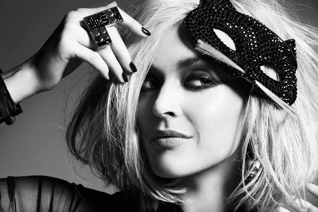 Cosmopolitan October 2011 - Fearne Cotton