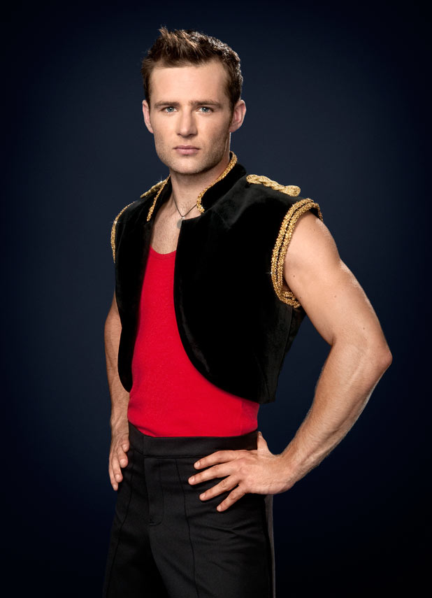 Strictly Come Dancing 2011: Harry Judd