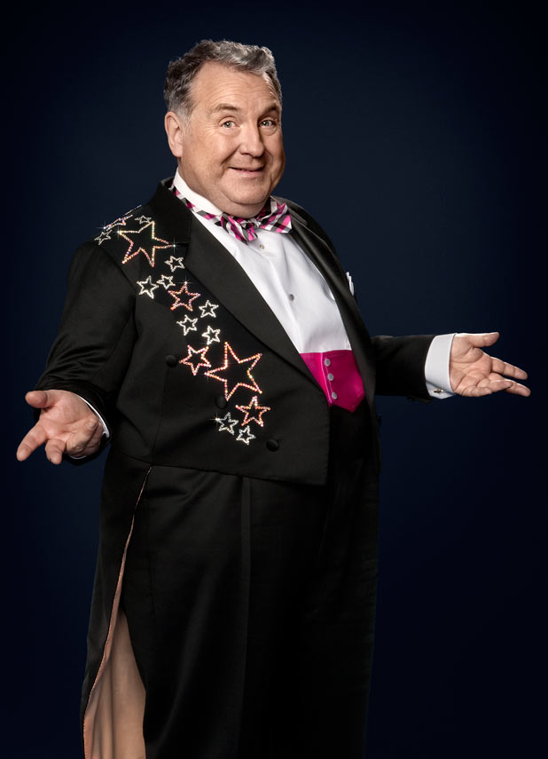 Strictly Come Dancing 2011: Russell Grant