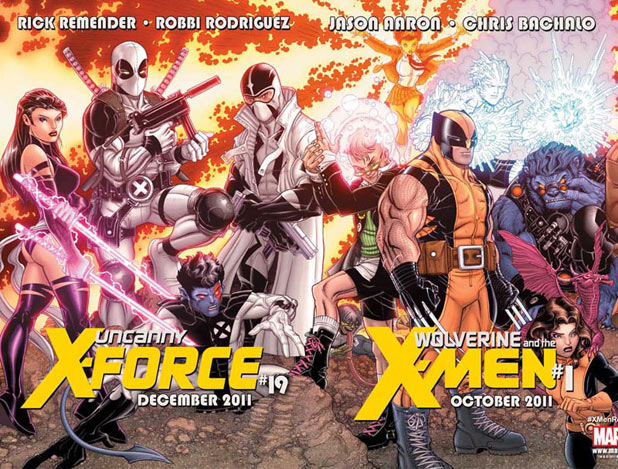 Wolverine&#39;s X-Men full roster teaser