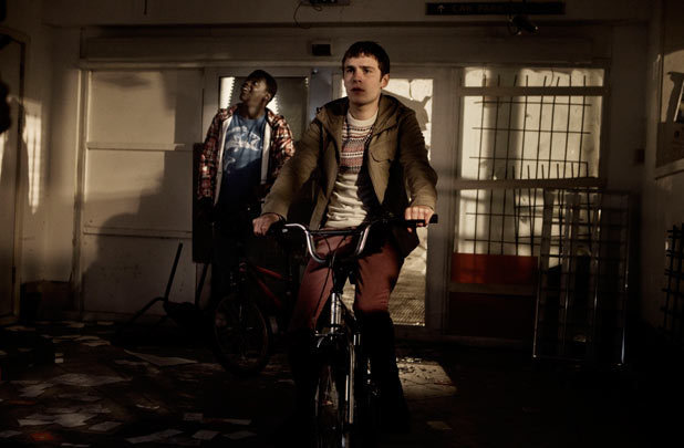 The Fades (BBC Supernatural Horror)
