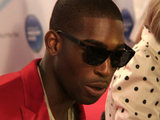 Tinie Tempah at the Mercury Awards 2011