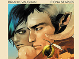 Brian K Vaughan&#39;s Saga