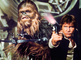 Han and Chewie, the best of friends
