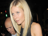 Gwyneth Paltrow at Vogue's Fashion Night Out in London