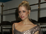 Peaches Geldof at Vogue's Fashion Night Out in London