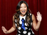 Jenna Ushkowitz returns as Tina in Season Three of Glee