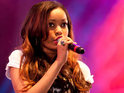 "Dionne Bromfield says the 'Back To Black' star ""never tried to take"" the spotlight."