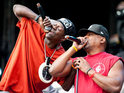 "The Public Enemy rapper says he hopes induction will ""shine a light"" on hip-hop."