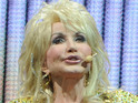 Dolly Parton performs at London's O2 Arena, England