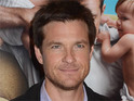 Jason Bateman says it was intimidating to work with screen legend Katharine Hepburn.