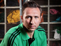"Alex Walkinshaw says his alter ego Jez is ""under a lot of pressure"" in the new series."