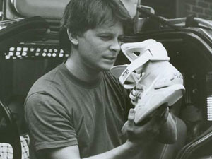 Back To The Future shoes from Nike