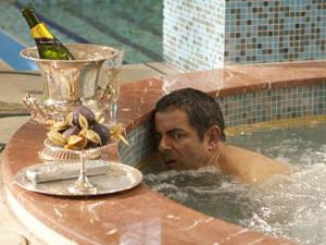 Johnny English Reborn still
