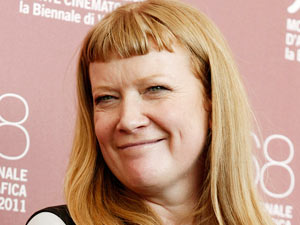Wuthering Heights director Andrea Arnold.