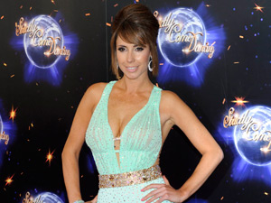 Alex Jones arrives for the launch of Strictly Come Dancing 2011