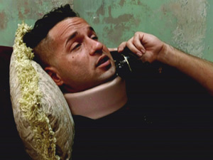 Mike &#39;The Situation&#39; Sorrentino in &#39;Jersey Shore&#39;, Season 4, Episode 6: Fist Pumps, Pushups, Chapstick  
