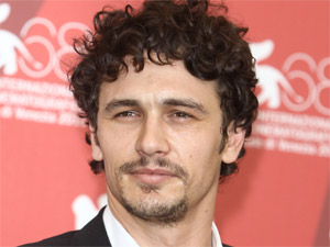 James Franco attending a photocall at the 68th Venice Film Festival, Italy