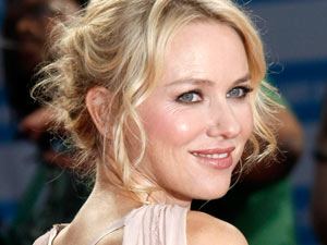 Naomi Watts during a tribute for her career in film at the 37th American Film Festival, France,