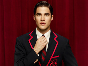 Darren Criss returns as Blaine in Season Three of Glee