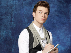 Chris Colfer returns as Kurt in Season Three of Glee