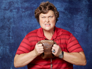 Dot Marie Jones returns as Beiste in Season Three of Glee