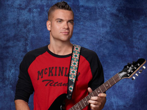 Mark Salling returns as Puck in Season Three of Glee