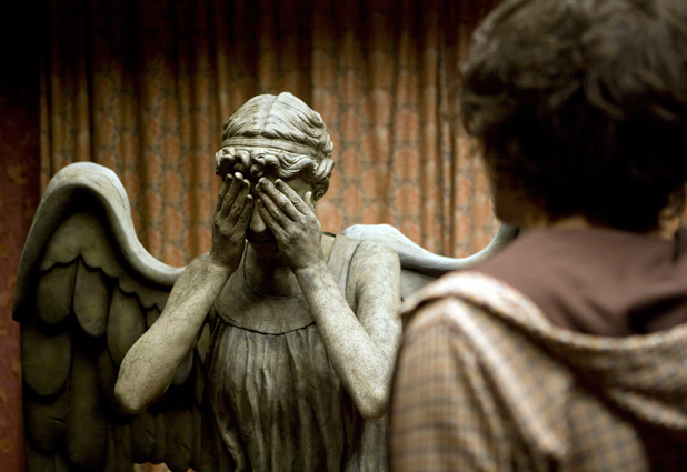Weeping Angel and Howie Spragg